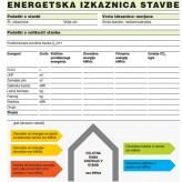 Pravilnik o metodologiji izdelave in izdaji energetskih izkaznic stavb (z dopolnitvami iz 2012)